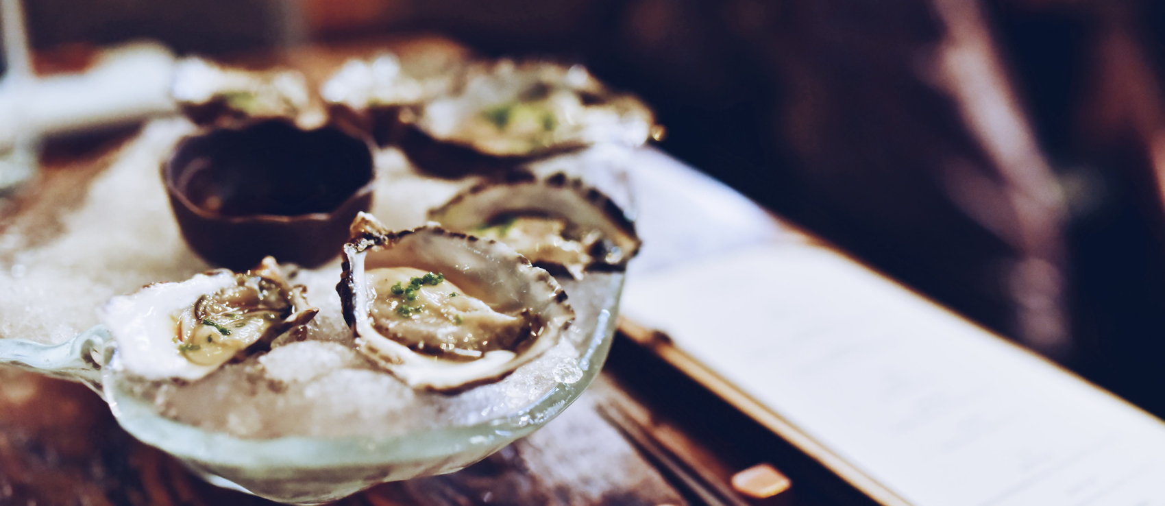 Oyster Specials throughout the state